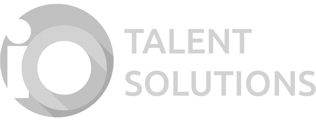 Grey Logo- ioTalentSolutions
